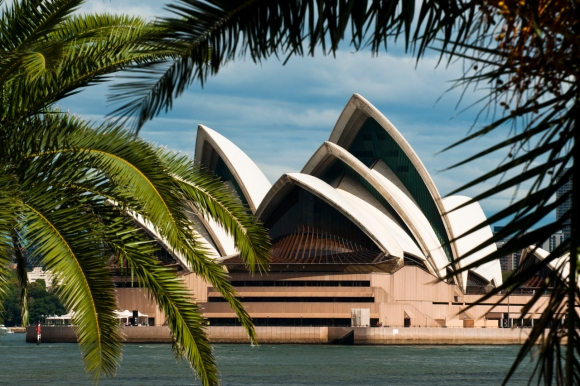 Sydney, Harbour Bridge, Opera House,