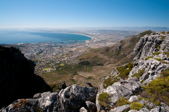 Cape Town, South Africa, Table Mountain,