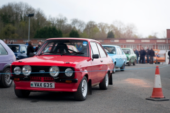 Ford, Escort, Mk2, Red, RWD, Rally, Wales, Welsh, Rally car,