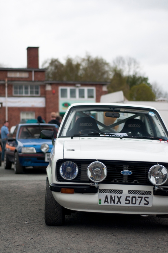 Ford, Escort, Mk2, White, RWD, Rally, Wales, Welsh, Rally car,