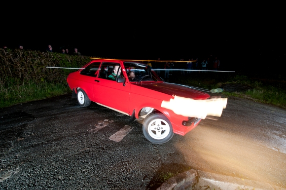 Ford, Rally Car, Wales, Welsh, Hairpin, Handbrake turn, RWD, Drift